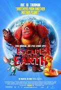 Poster k filmu Útěk z planety Země
