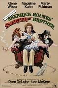 Poster k filmu  Dobrodružství mladšího a chytřejšího bratra Sherlocka Holmese