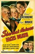 Poster k filmu  Sherlock Holmes Faces Death