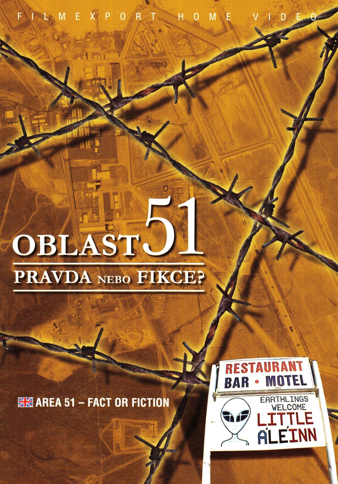 Spustit online film zdarma Oblast 51: Pravda nebo fikce?