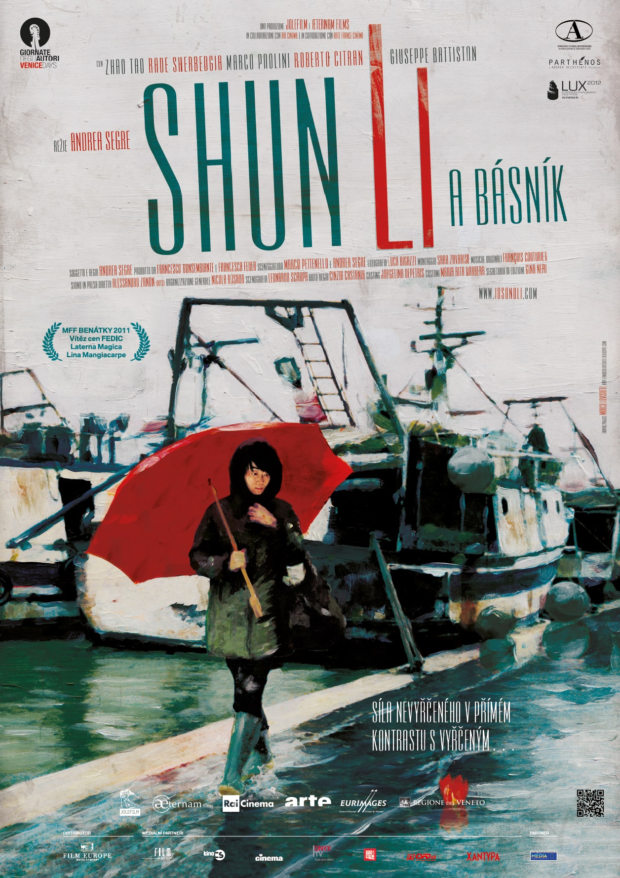 Spustit online film zdarma Shun Li a Básník