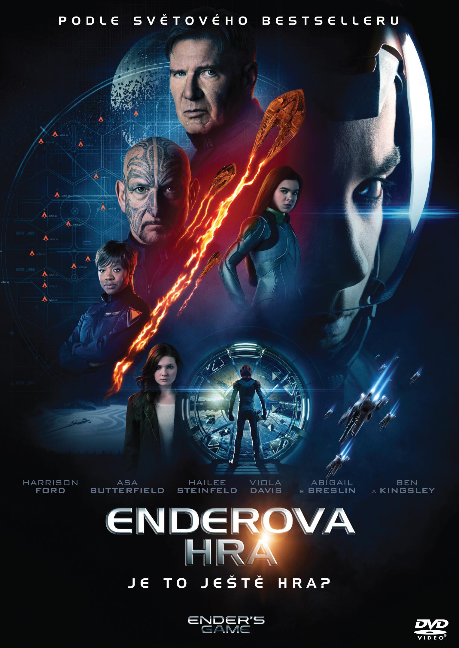 Spustit online film zdarma Enderova hra