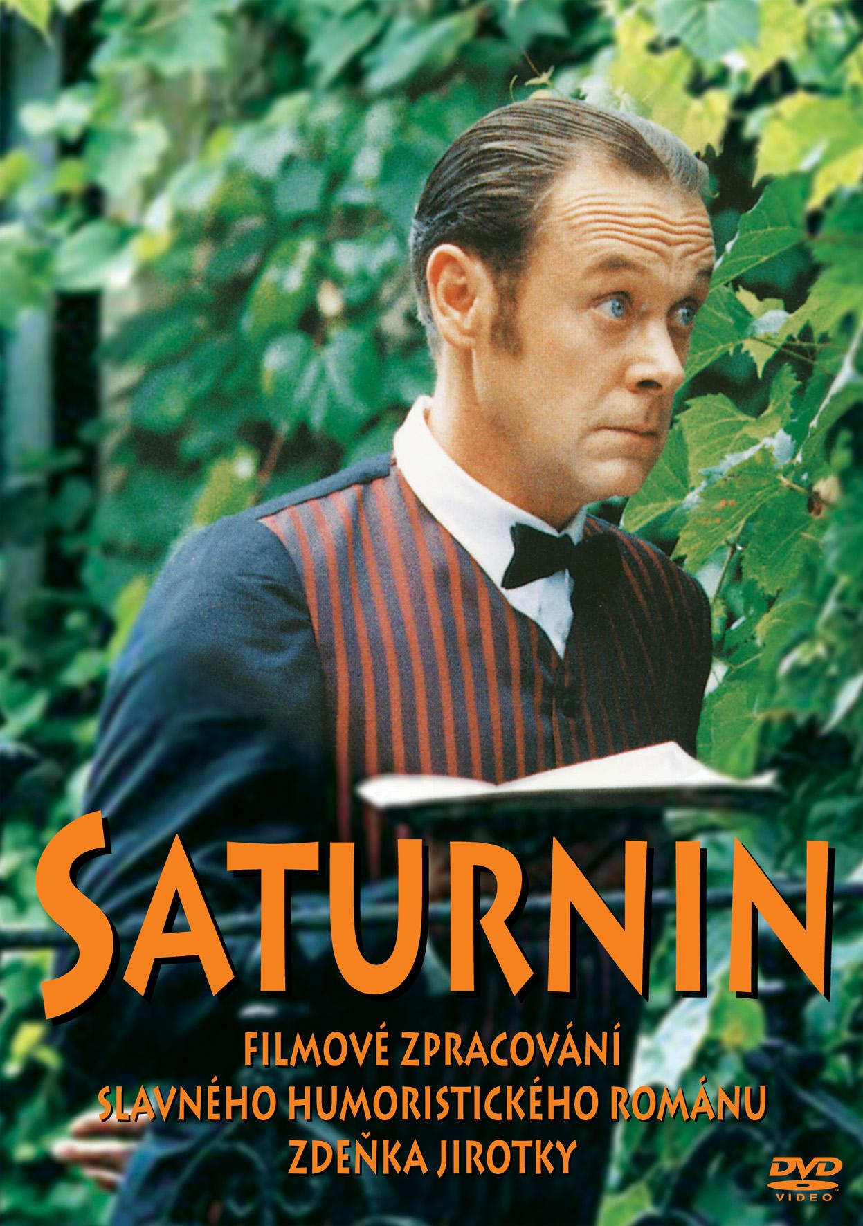 Spustit online film zdarma Saturnin