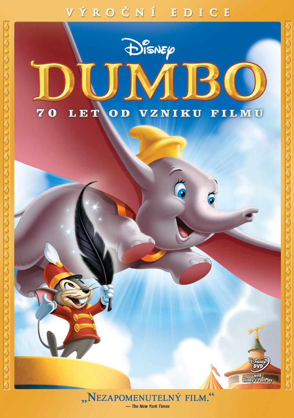 Spustit online film zdarma Dumbo