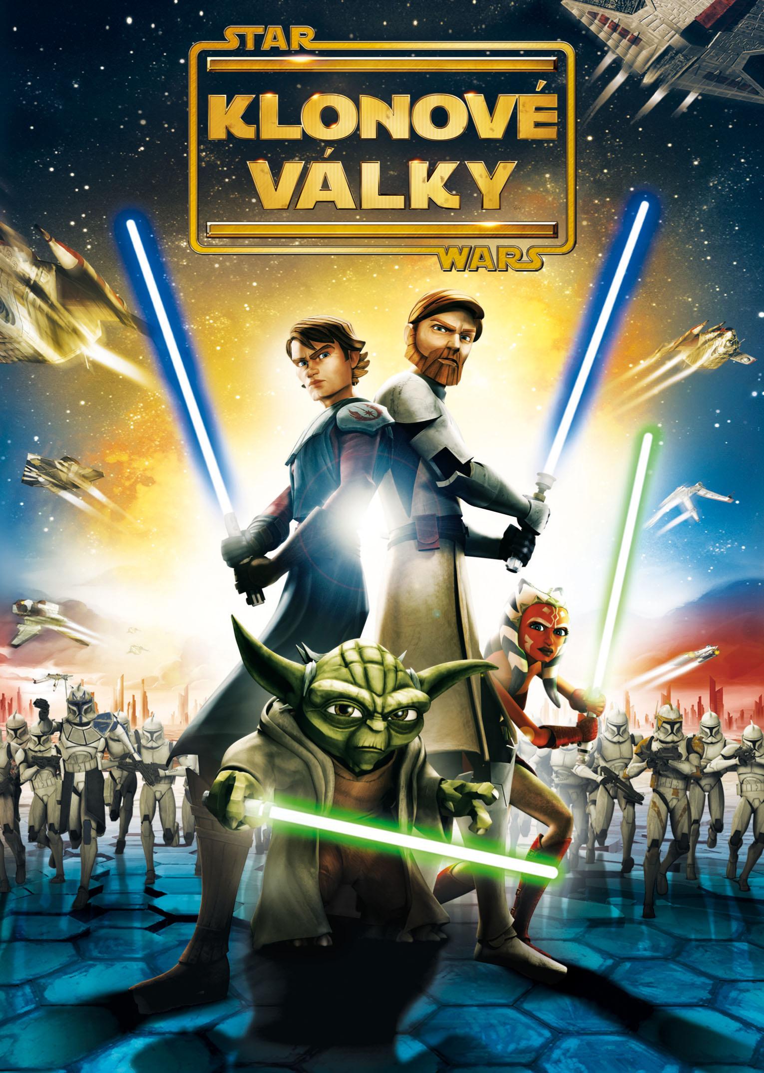 Spustit online film zdarma Star Wars: Klonové války