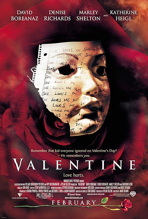 Spustit online film zdarma Valentine