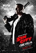 Cover k filmu Sin City: Ženská, pre ktorú by som vraždil (2014)