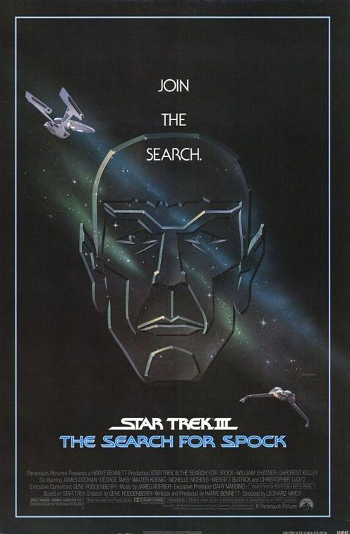 Spustit online film zdarma Star Trek III: Pátrání po Spockovi