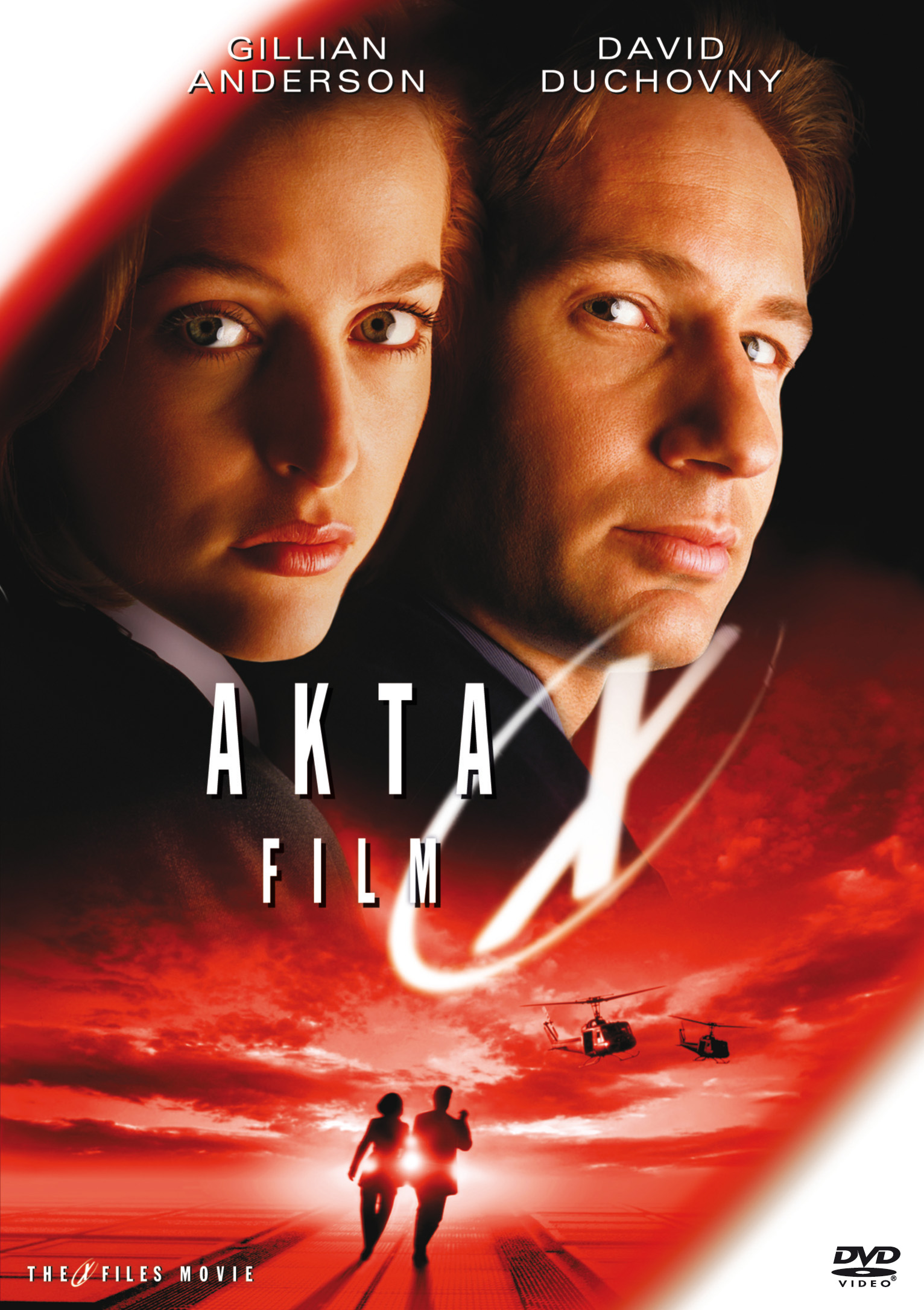 Spustit online film zdarma Akta X - Film