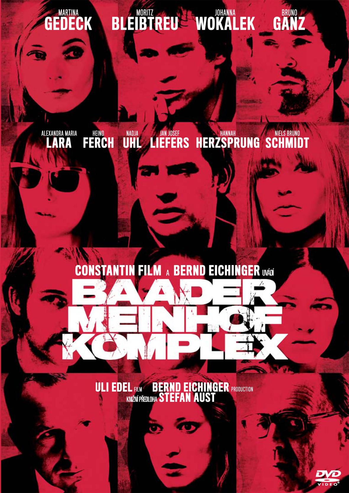 Spustit online film zdarma Baader Meinhof Komplex