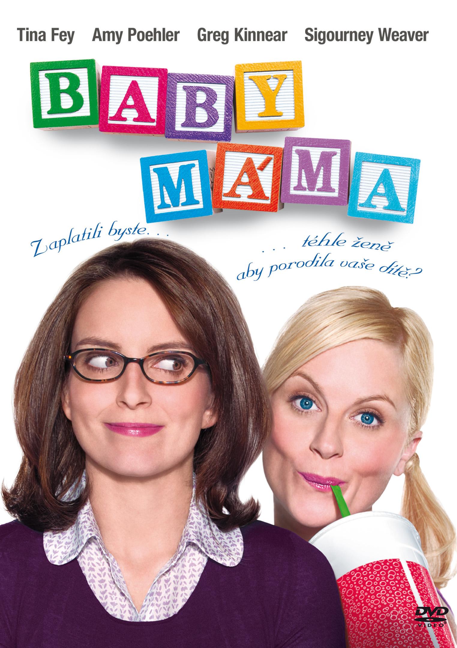 Spustit online film zdarma Baby Máma