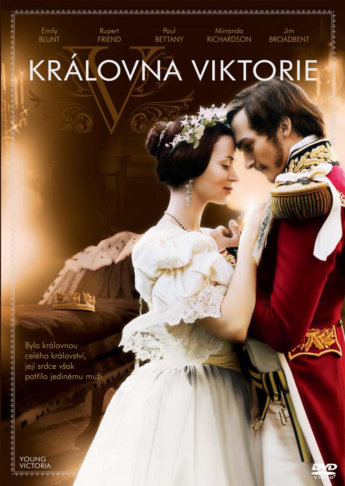 Spustit online film zdarma Královna Viktorie