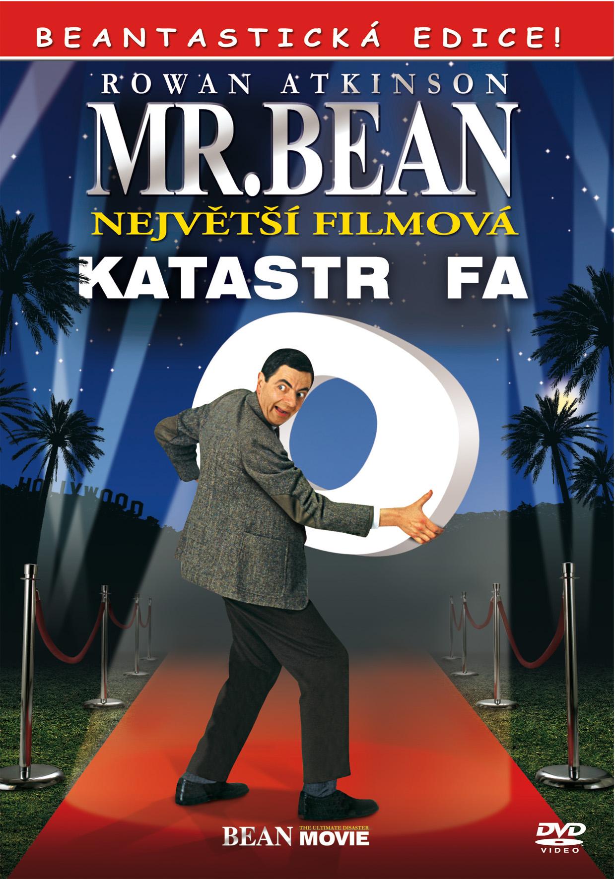 Spustit online film zdarma Mr. Bean: Největší filmová katastrofa