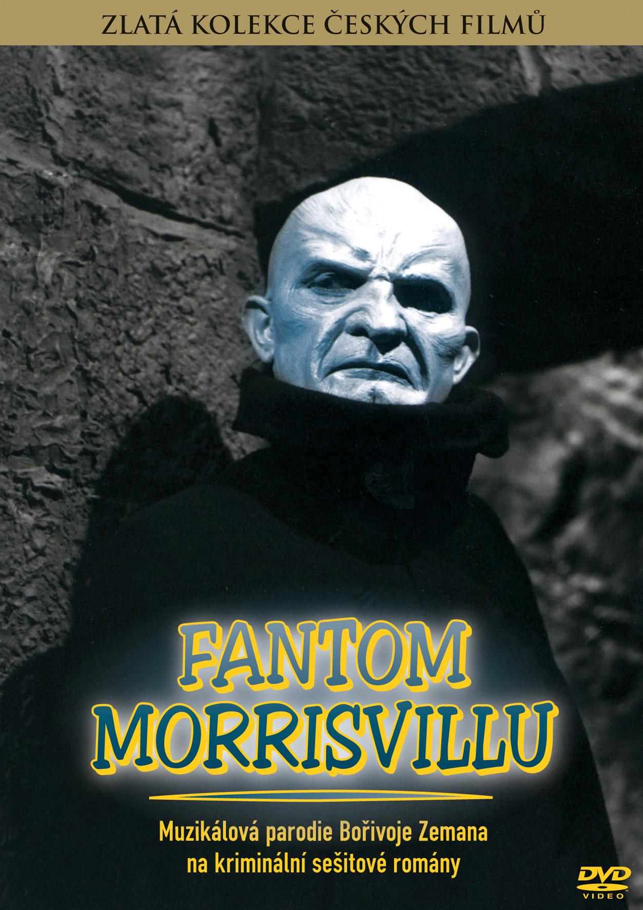 Spustit online film zdarma Fantom Morrisvillu