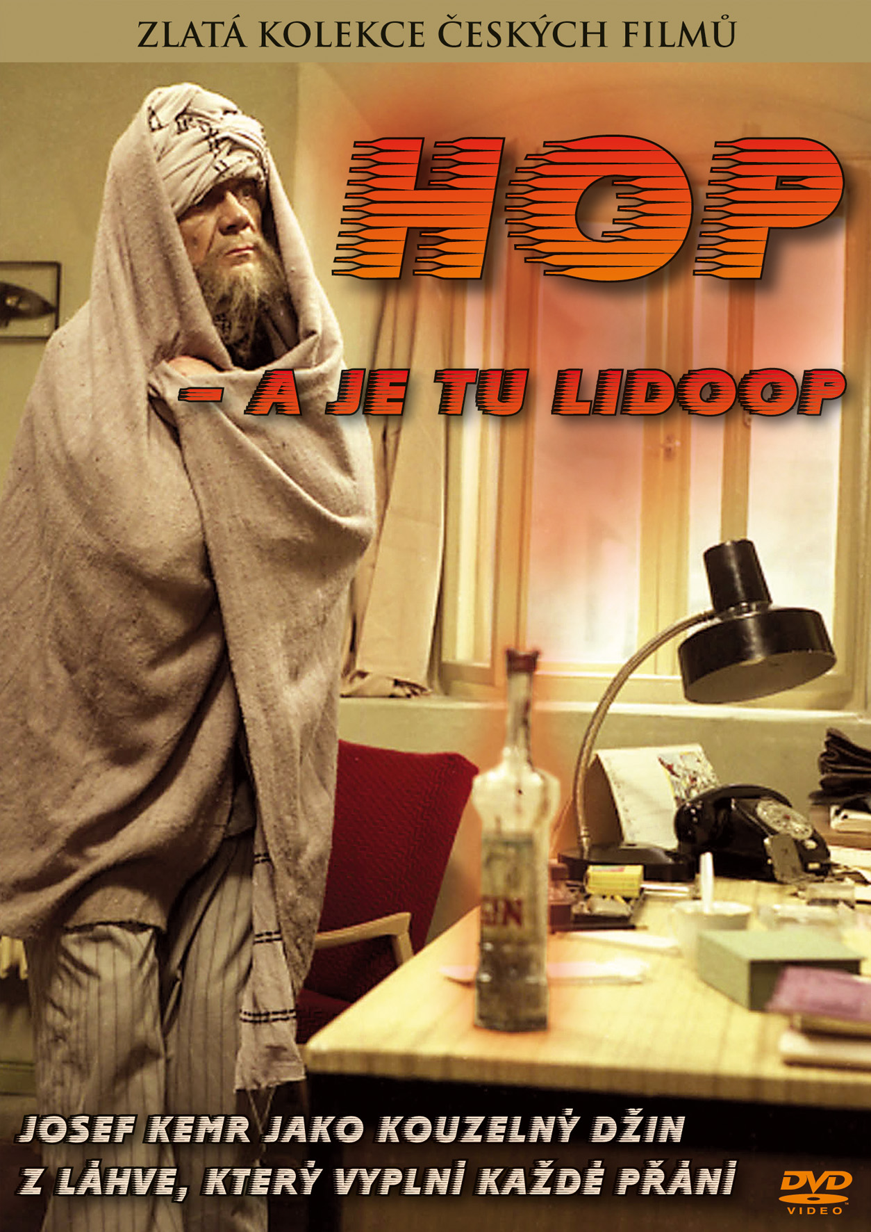 Spustit online film zdarma Hop - a je tu lidoop