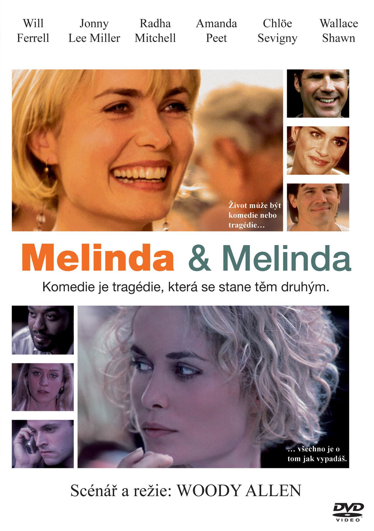 Spustit online film zdarma Melinda a Melinda