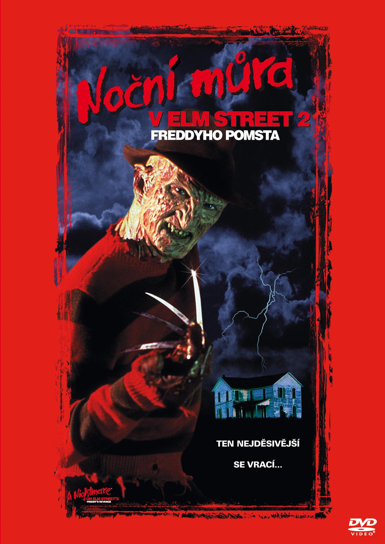 Spustit online film zdarma Noční můra v Elm Street 2: Freddyho pomsta