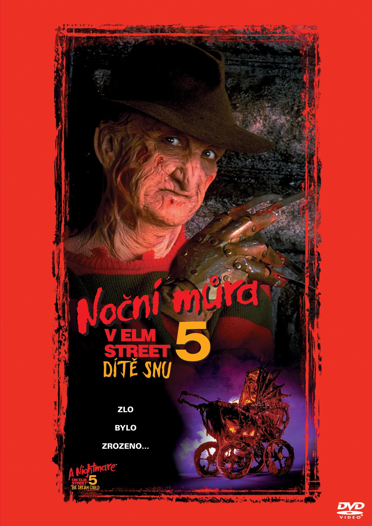Spustit online film zdarma Noční můra v Elm Street 5: Dítě snu