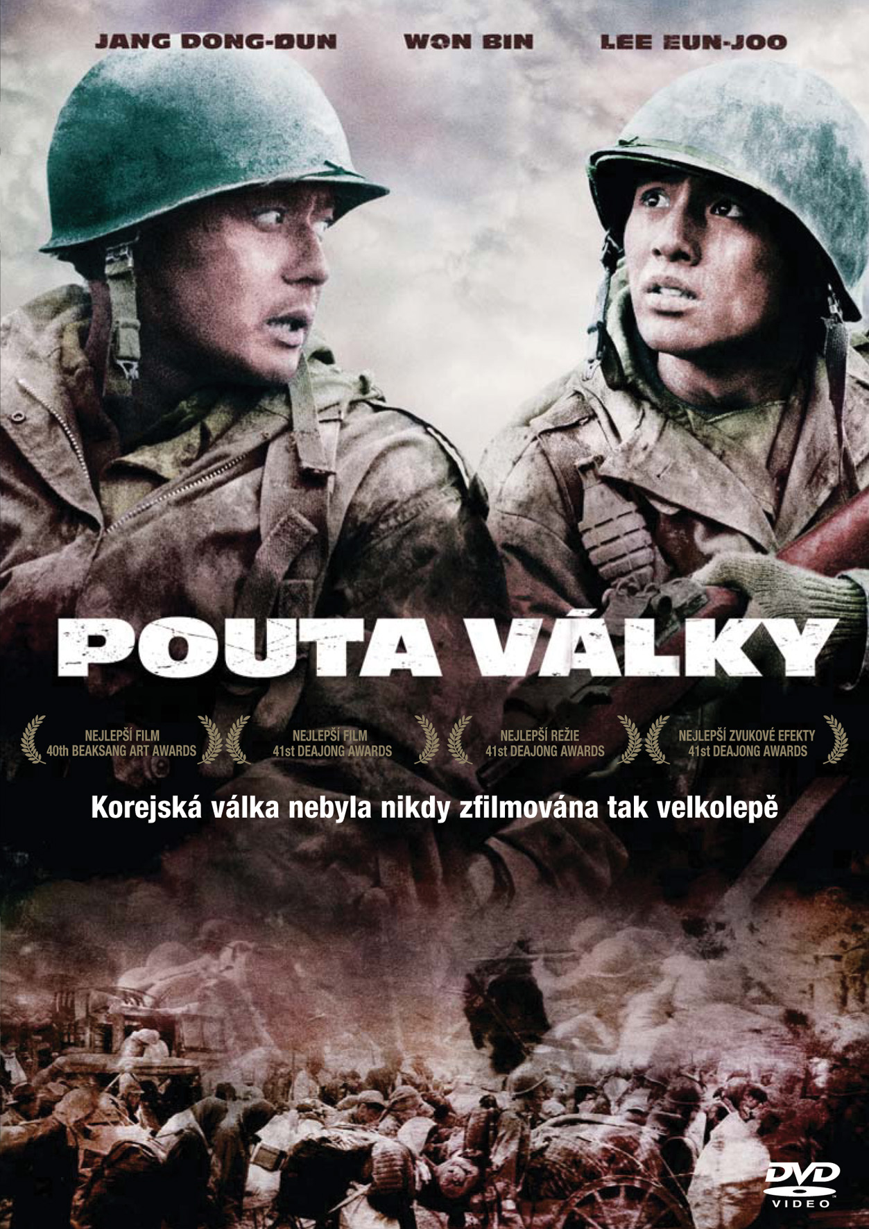 Detail online filmu Pouta války ke stažení