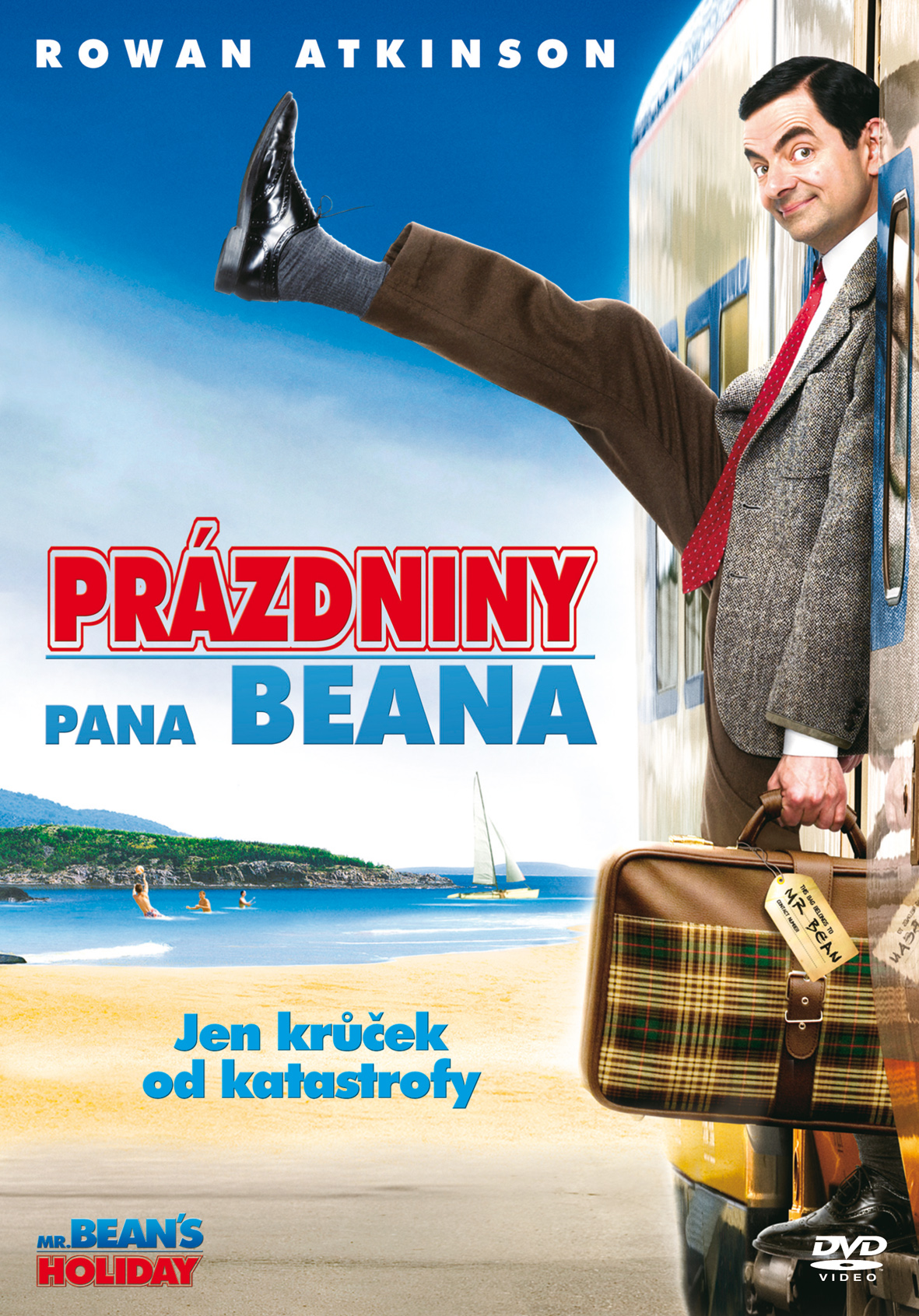 Film Prázdniny pana Beana online zdarma