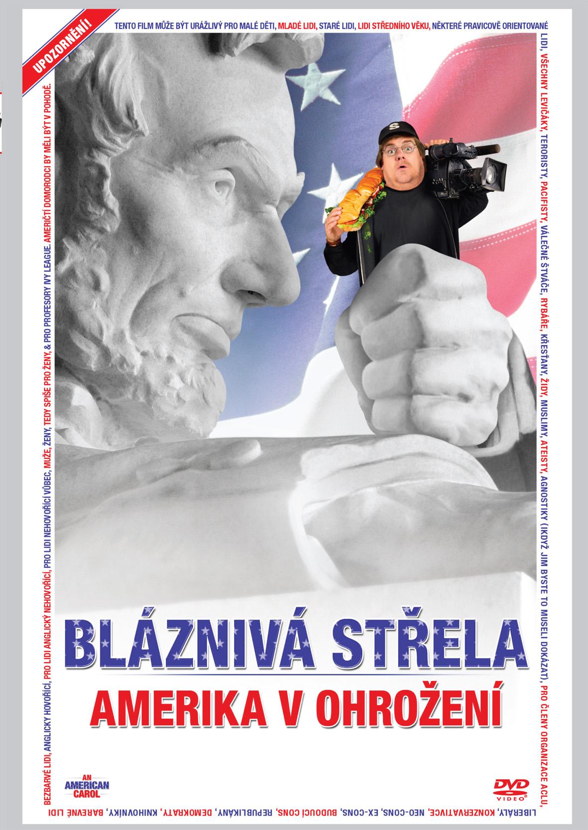 Spustit online film zdarma Bláznivá střela - Amerika v ohrožení