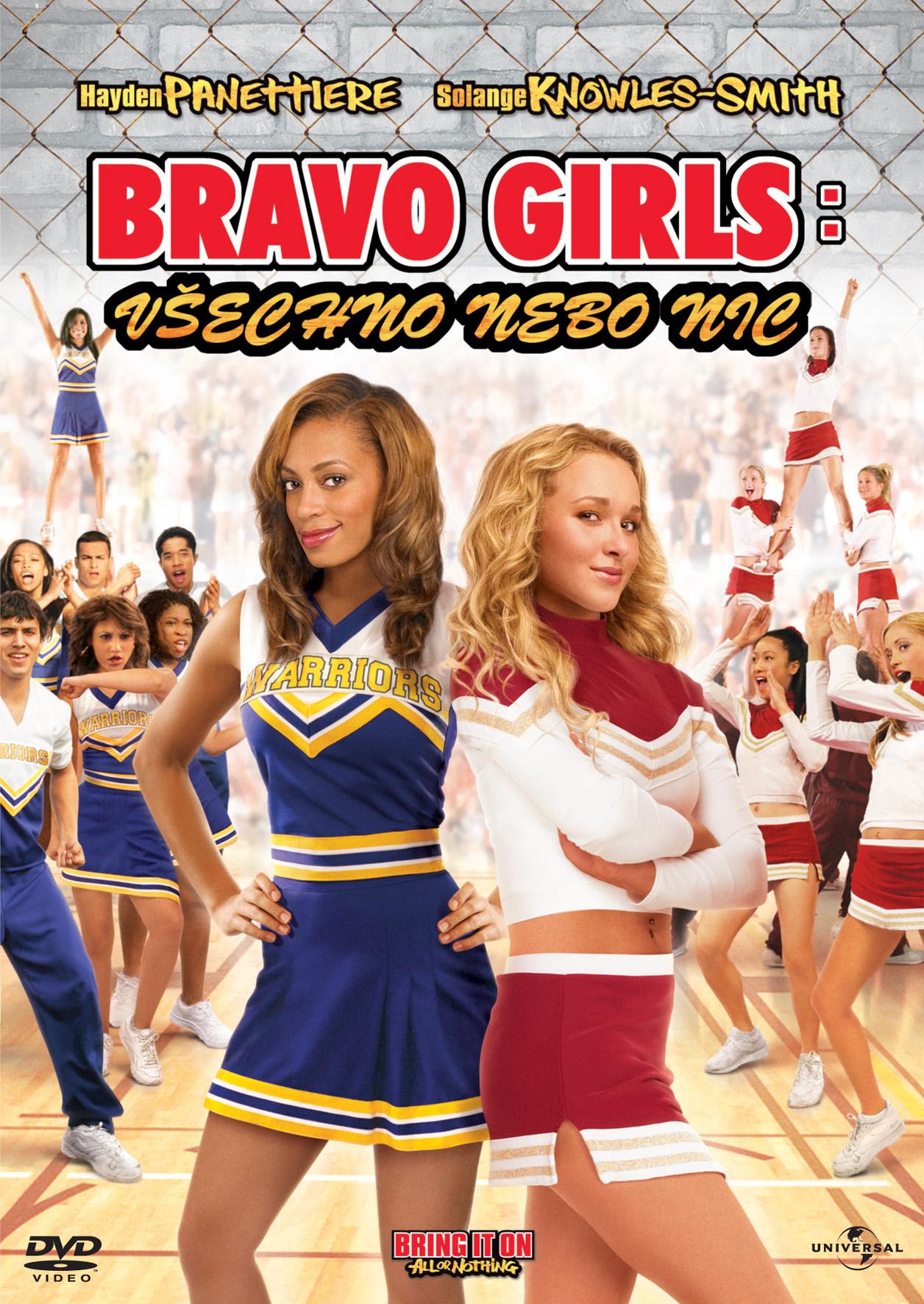 Spustit online film zdarma Bravo Girls: Všechno nebo nic