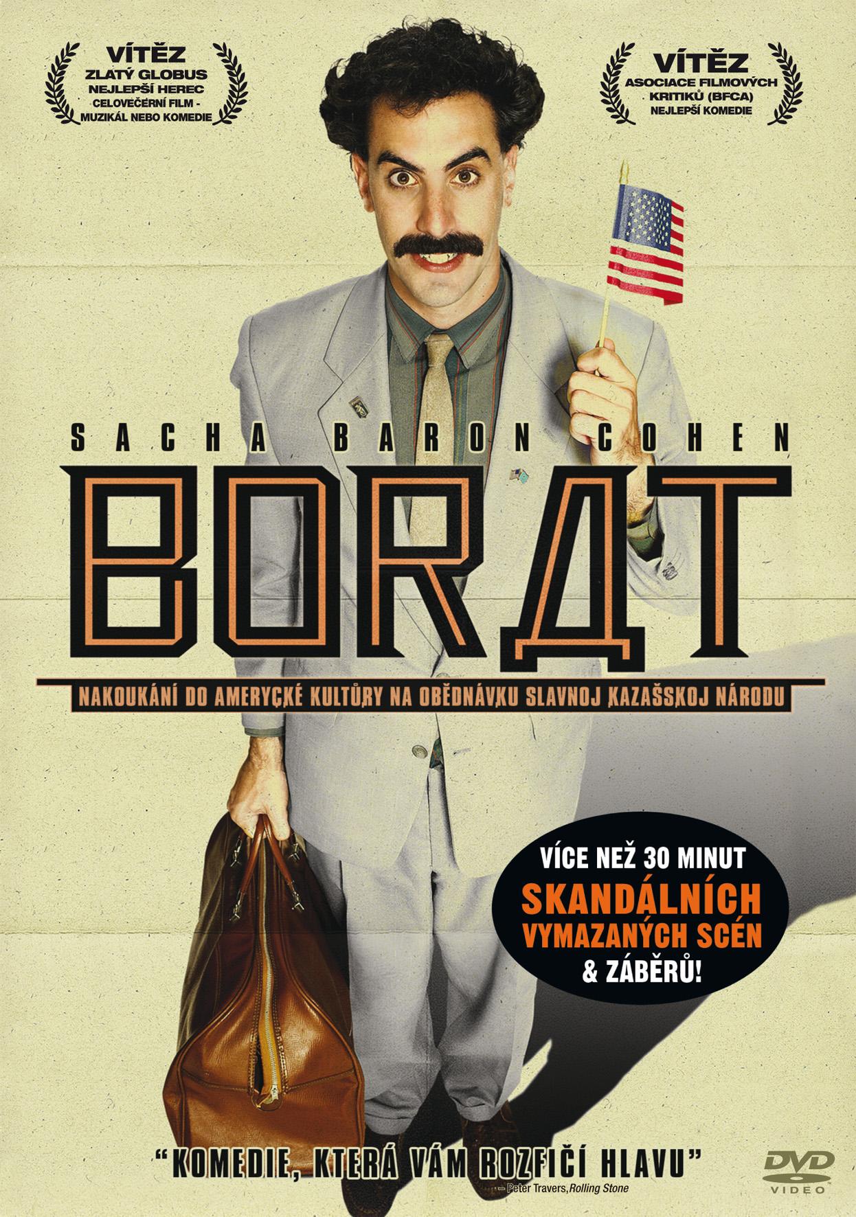 Spustit online film zdarma Borat: Nakoukání do amerycké kultůry na obědnávku slavnoj kazašskoj ...