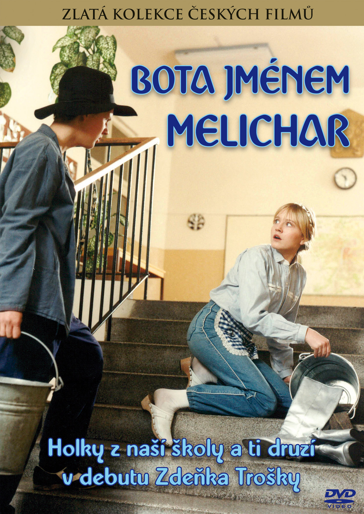 Spustit online film zdarma Bota jménem Melichar