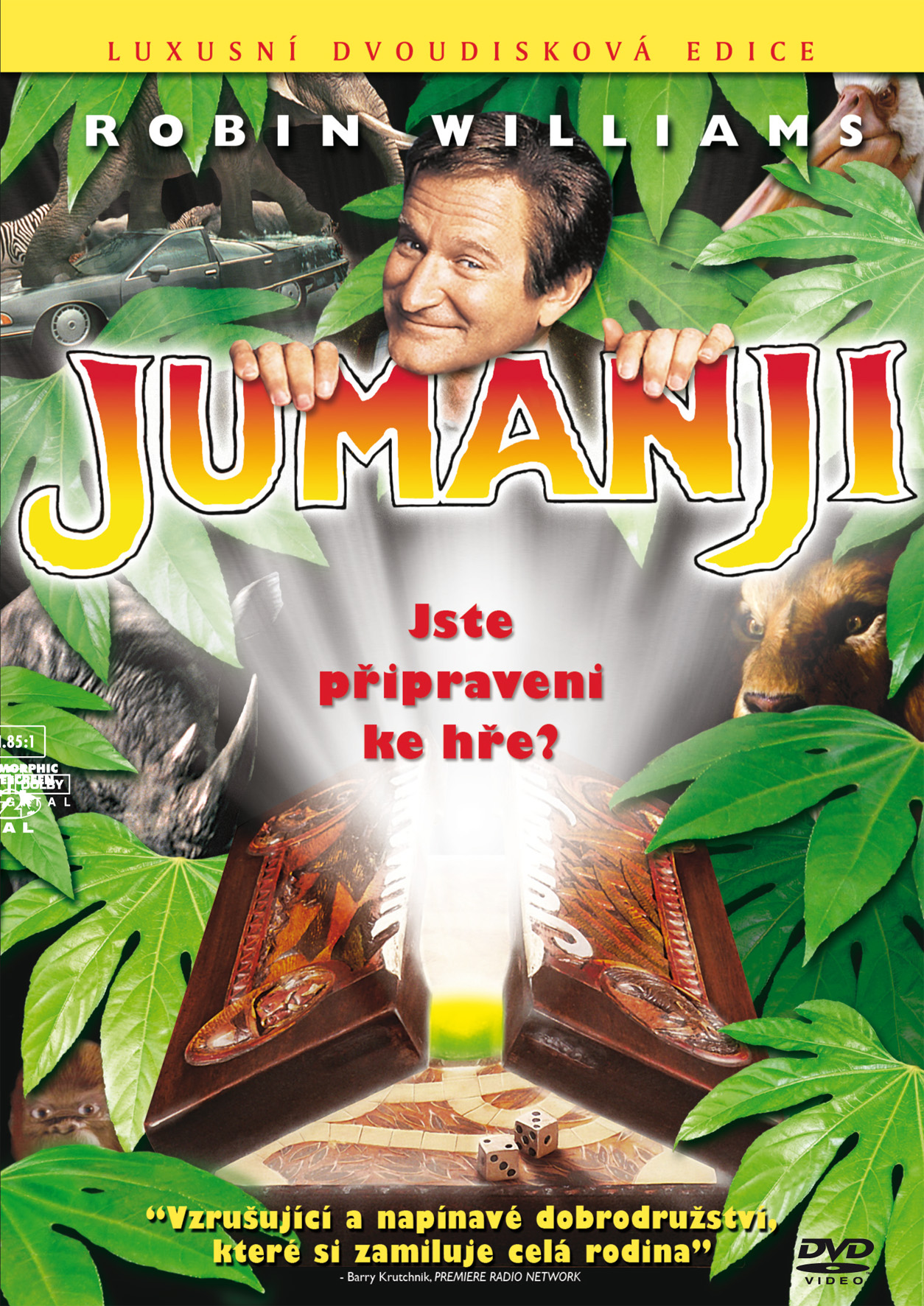 Spustit online film zdarma Jumanji