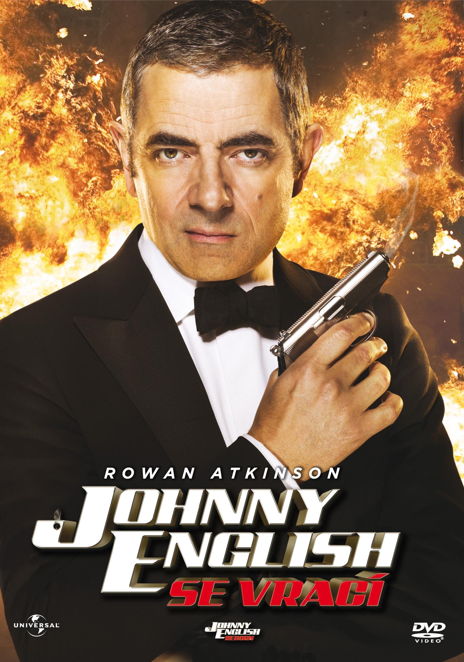 Spustit online film zdarma Johnny English se vrací