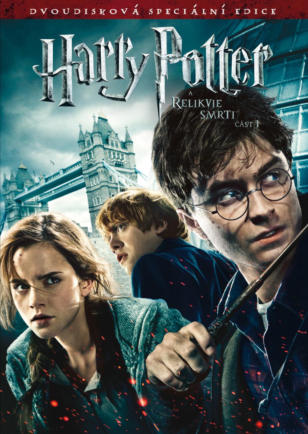 Spustit online film zdarma Harry Potter a Relikvie smrti - část 1