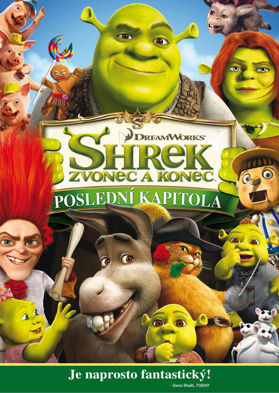 Spustit online film zdarma Shrek: Zvonec a konec