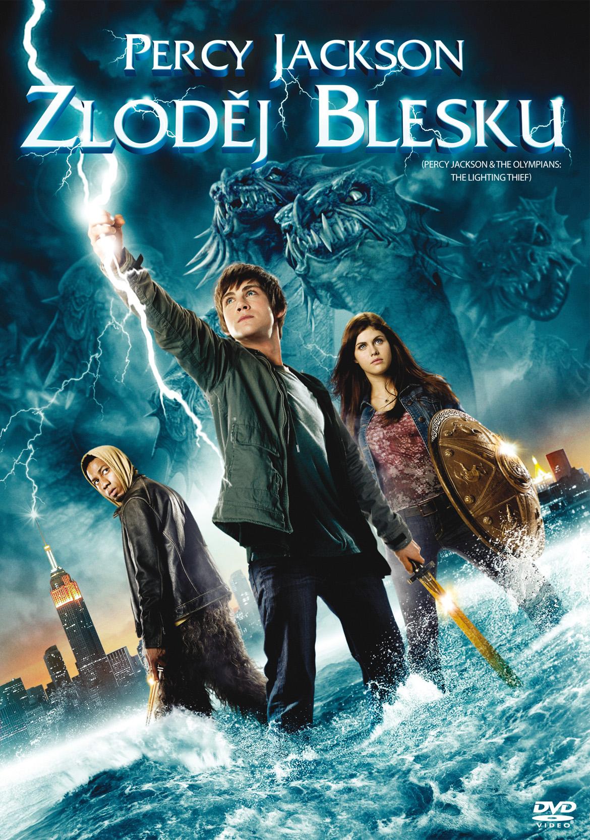 Film Percy Jackson: Zloděj blesku online zdarma