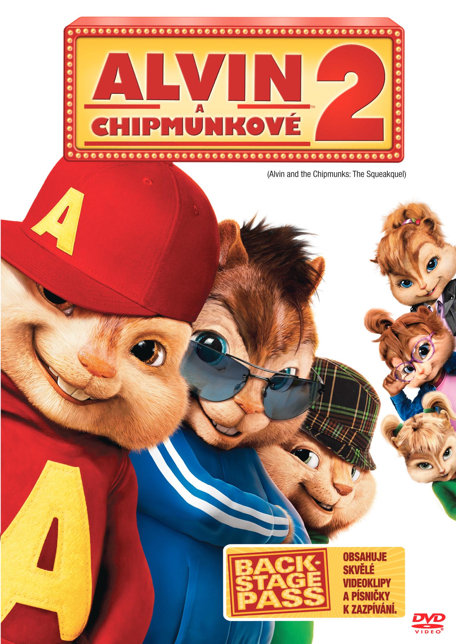Spustit online film zdarma Alvin a Chipmunkové 2