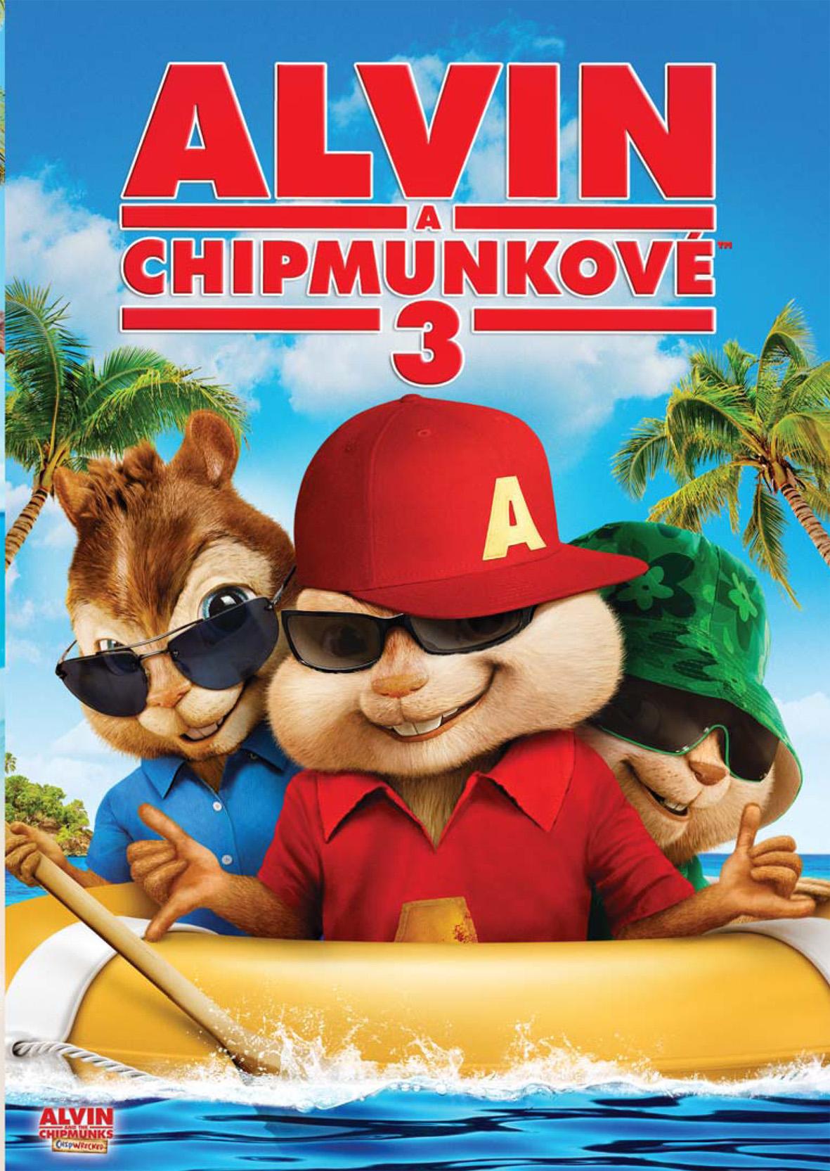 Spustit online film zdarma Alvin a Chipmunkové 3