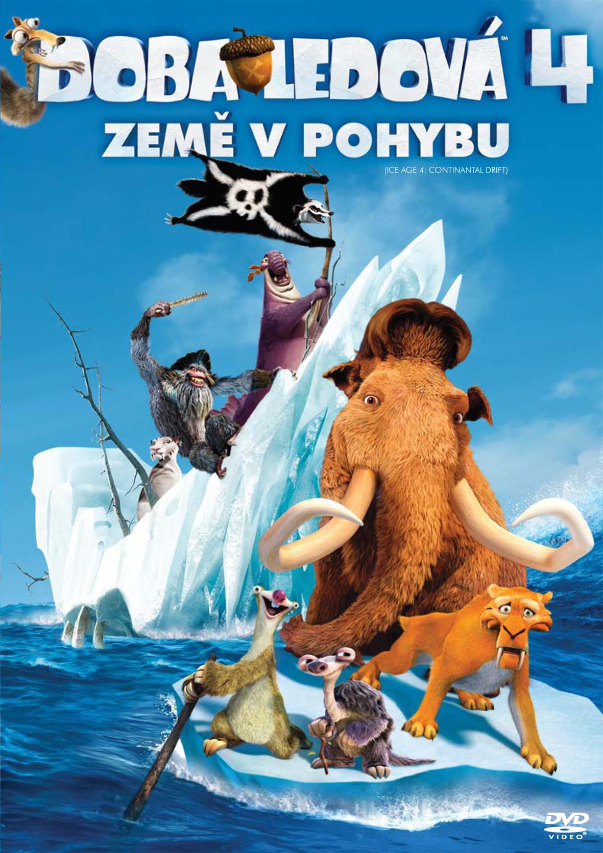 Film Doba ledová 4: Země v pohybu ke stažení - Film Doba ledová 4: Země v pohybu download