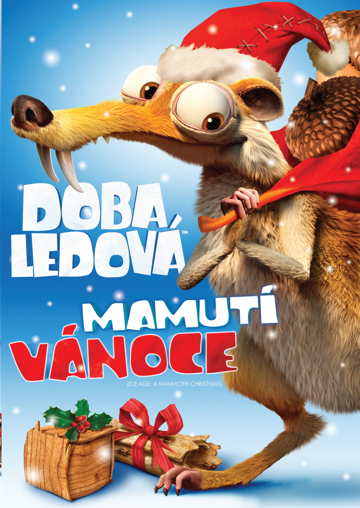 Film Doba ledová: Mamutí vánoce online zdarma