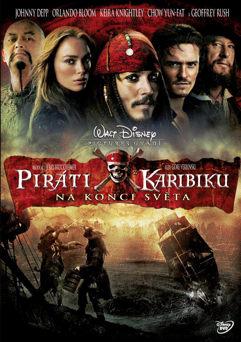 Spustit online film zdarma Piráti z Karibiku - Na konci světa
