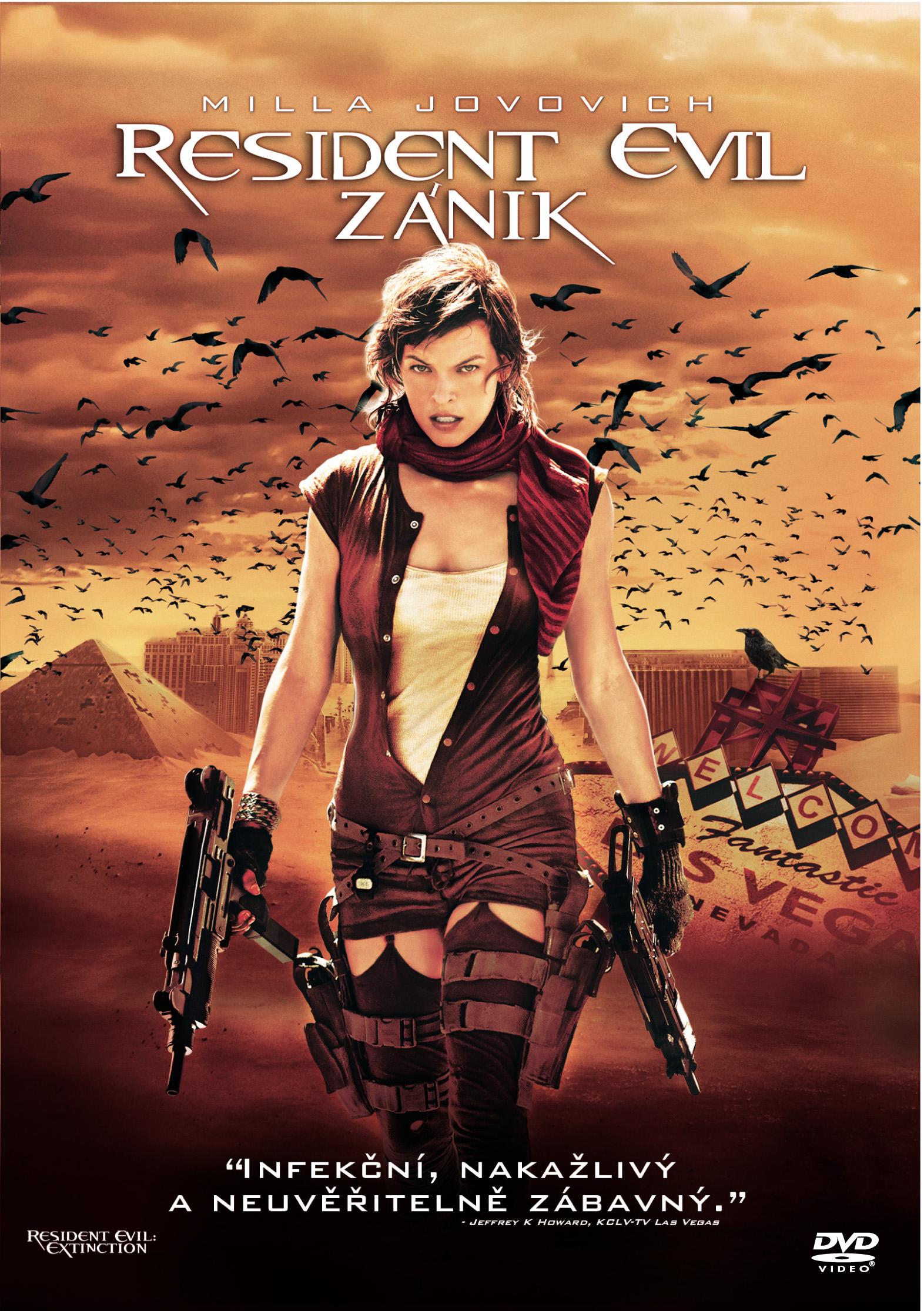 Spustit online film zdarma Resident Evil: Zánik