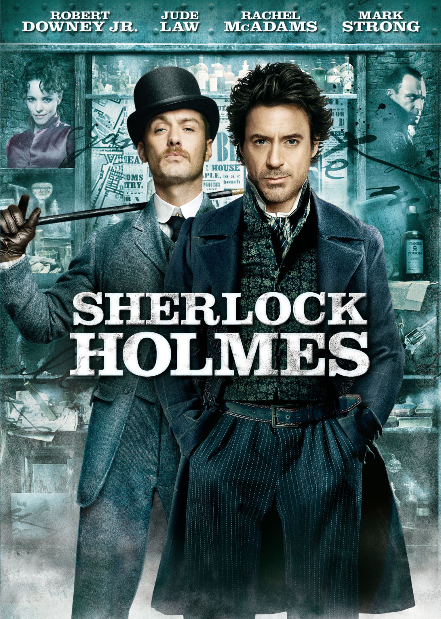 Spustit online film zdarma Sherlock Holmes
