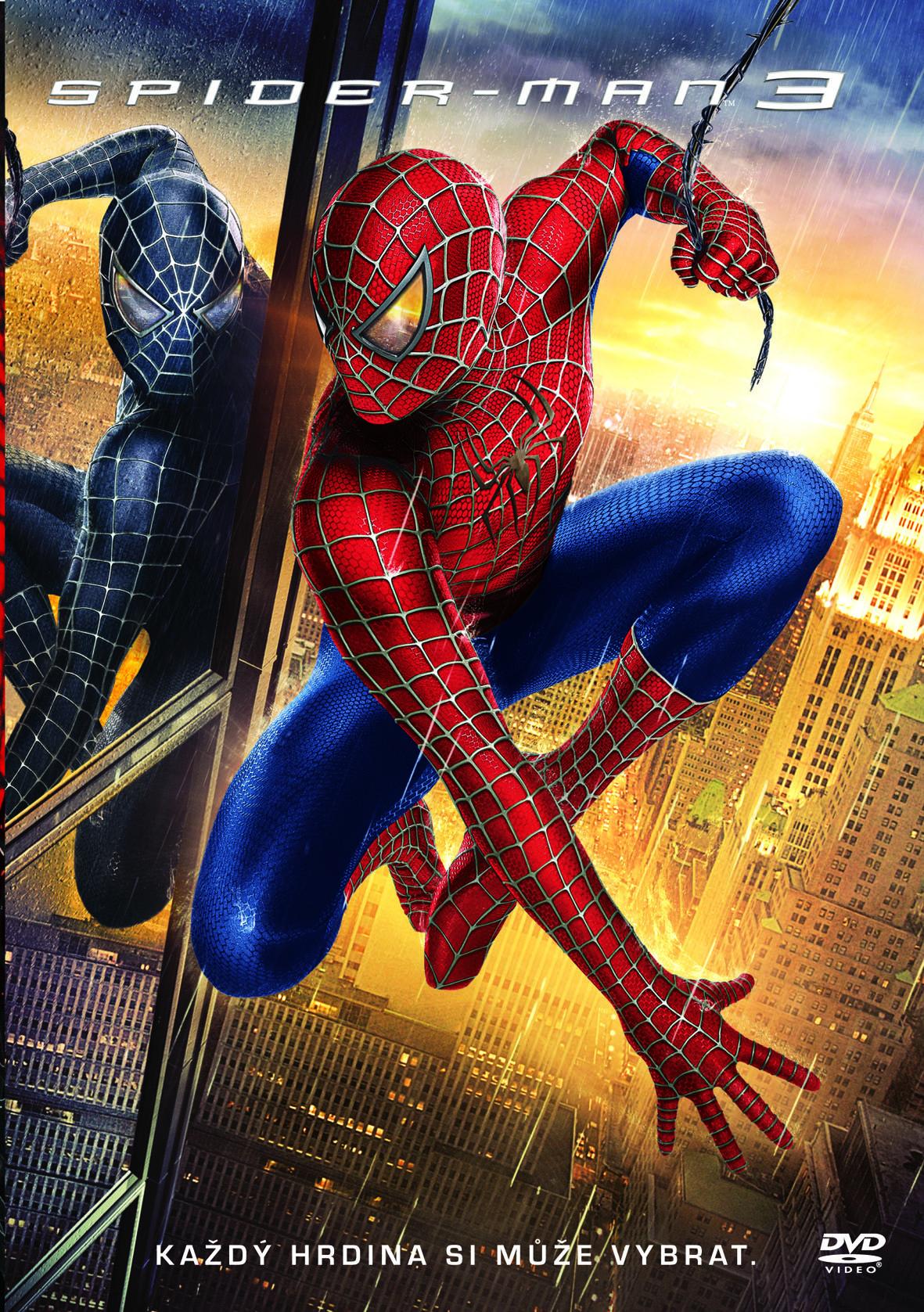 Spustit online film zdarma Spider-Man 3
