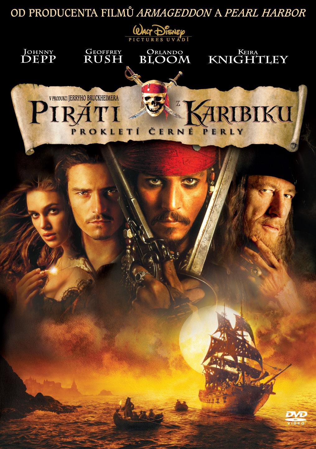 Spustit online film zdarma Piráti z Karibiku - Prokletí Černé perly
