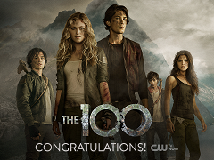 Poster undefined          The 100 (TV seriál)