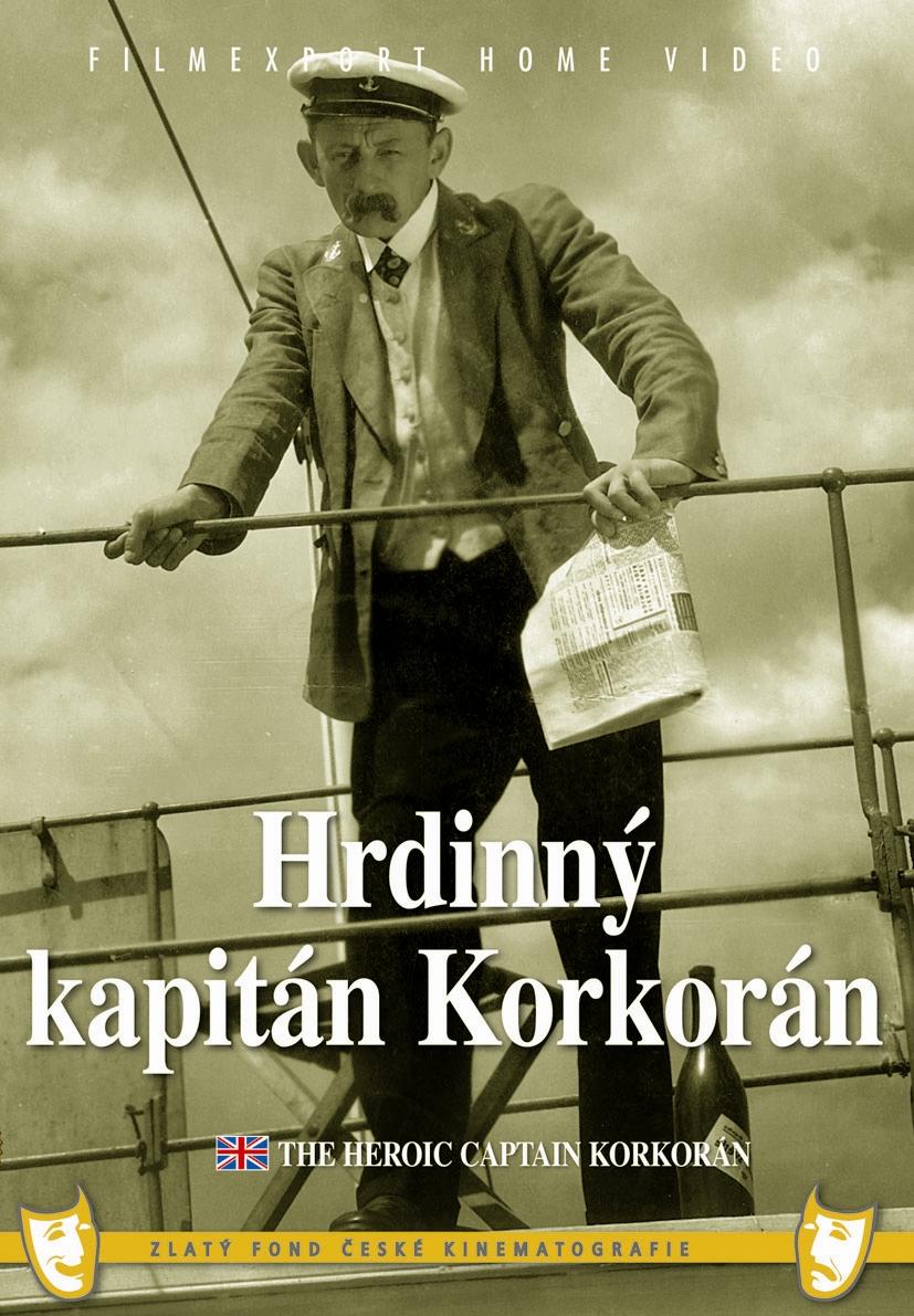 Film Hrdinný kapitán Korkorán online zdarma
