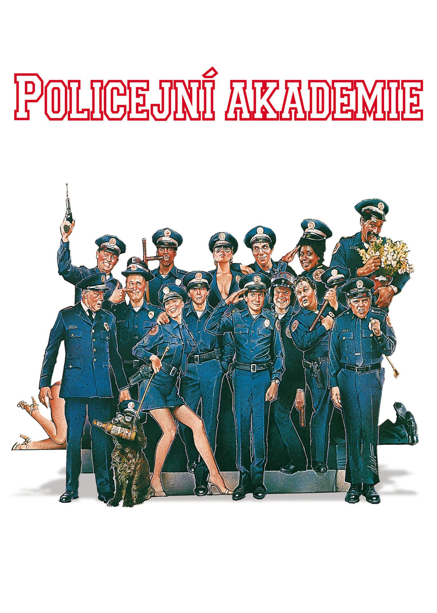 Spustit online film zdarma Policejní akademie