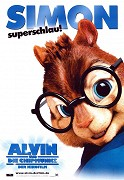 Poster k filmu  Alvin a Chipmunkové