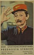 Přednosta stanice CZ (1941)