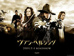 Poster k filmu Van Helsing