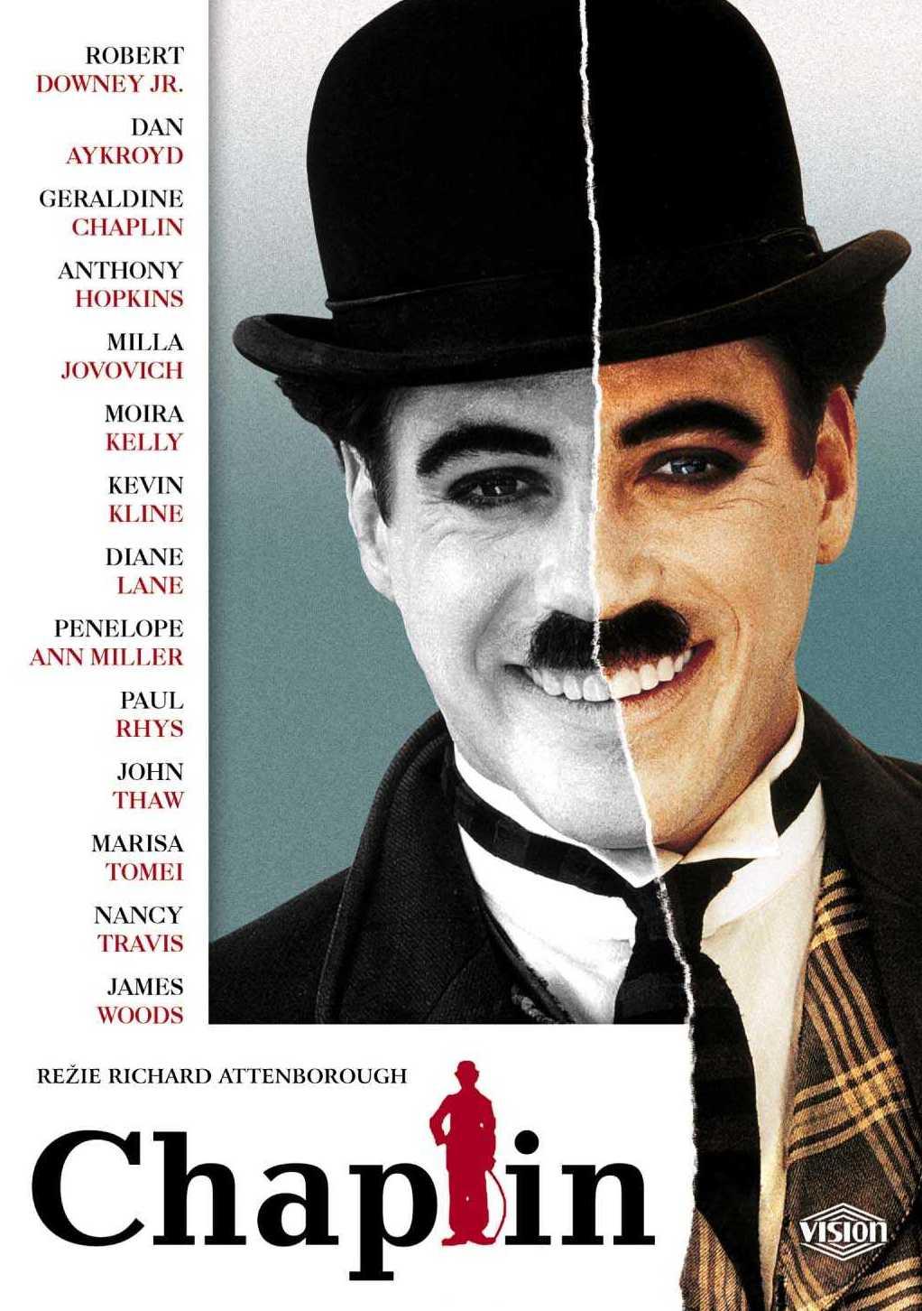 Чаплин смотреть онлайн 9 фотография