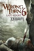 Poster k filmu Wrong Turn 6: Last Resort